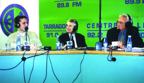 Jornada de ràdio amb Luís del Olmo. FCC. 1999
