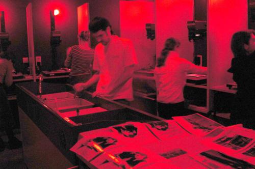 Laboratori de fotografia. FCC. 2003