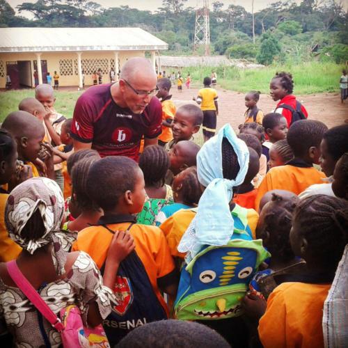 Projecte de cooperació al Camerun, FPCEE i l' ONG Red, Deporte y Cooperación, 2015